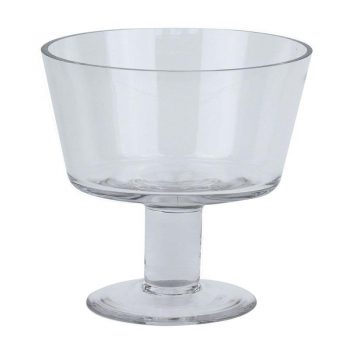 Glass Compote (Stand/Plinth)