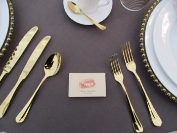 Treasure Gold Cutlery