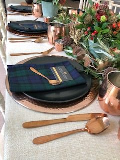 Copper Cutlery